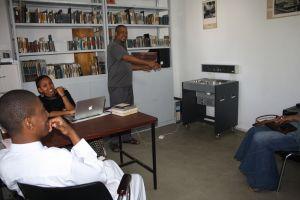 archive aux Comores