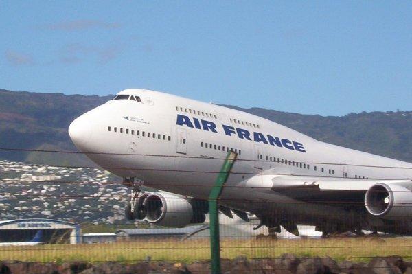 avion comores