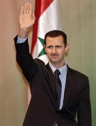 Le président Bachar al-Assad