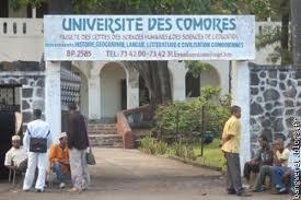 université des Comores