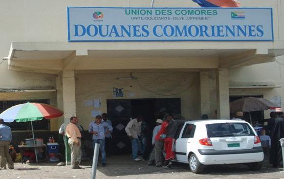 douane-comores