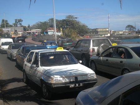 taxis-comores