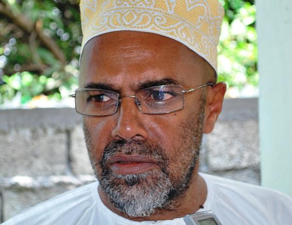 Idriss Mohamed Chanfi
