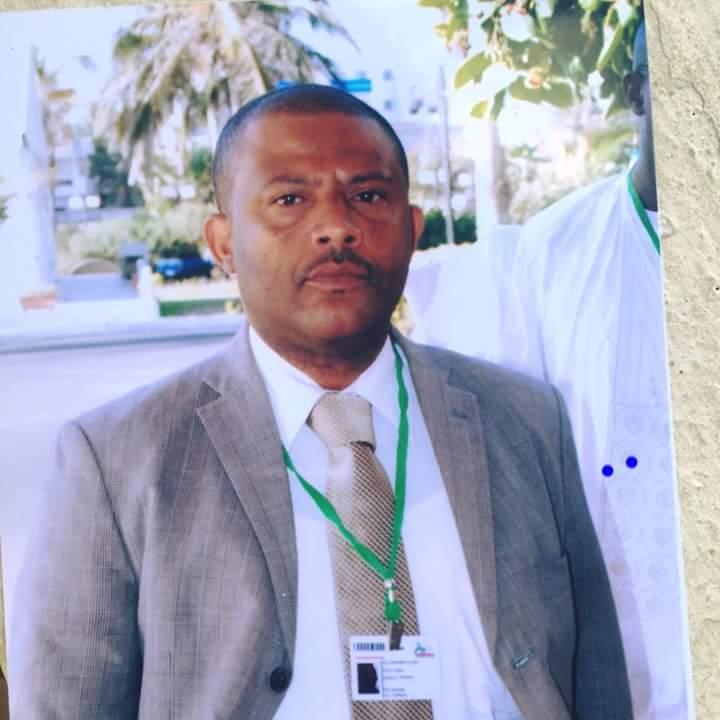 Mohamed El-Had Abbas, ancien ministre de la justice