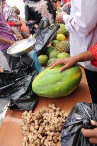 Expo-vente produits agricoles avec Dahari du 4 au 5 juin 2016 (photo d'archive KAY Comores-infos)