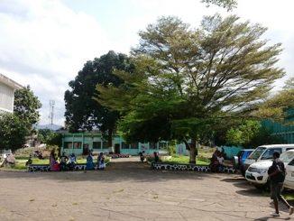 Lycée de Mutsamudu ce jeudi matin