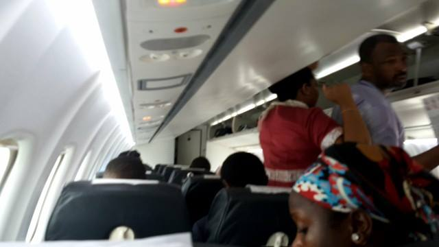 Ewa au décollage