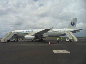 Image : Int'Air Îles