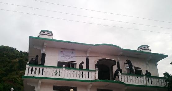 La mosquée ahmadie dimanche 9 janvier 2017
