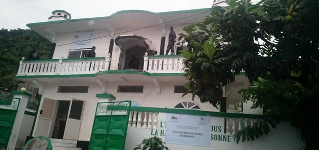 Mosquée Ahmadi d'Anjouan