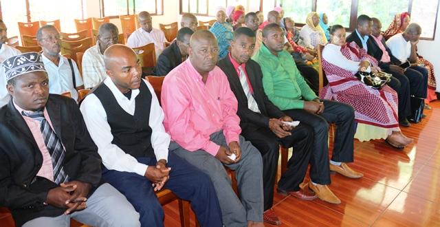 Les militants Radhi d'Anjouan