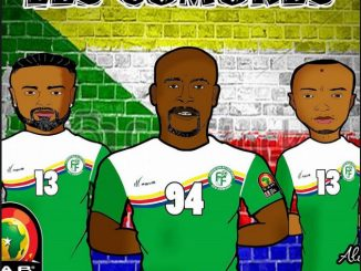 Alonzo, Rohff, et Soprano pour les Comores