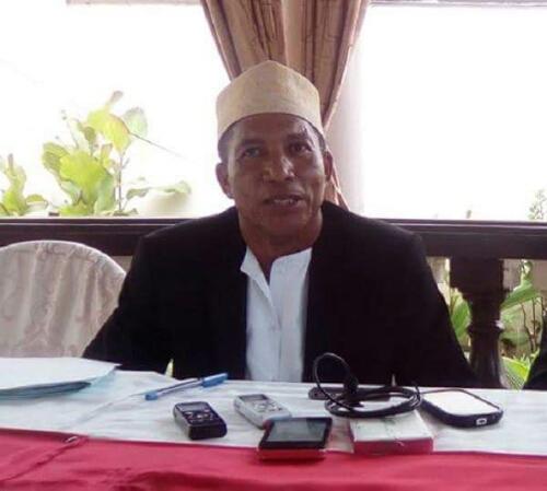 Mohamed Soilihi alias campagnard