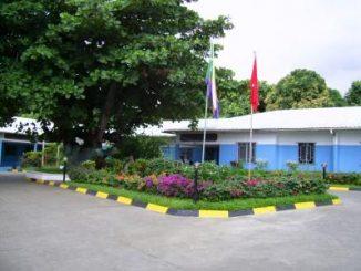 Centre hôspitalier de Hombo