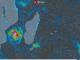 Observation satellite pour 12h00 aux Comores
