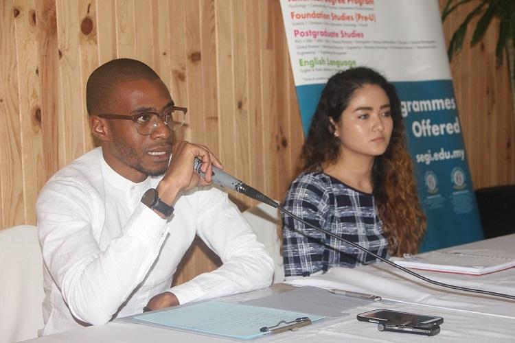 Djawad Ali Bourhane le gérant d'EliteCom