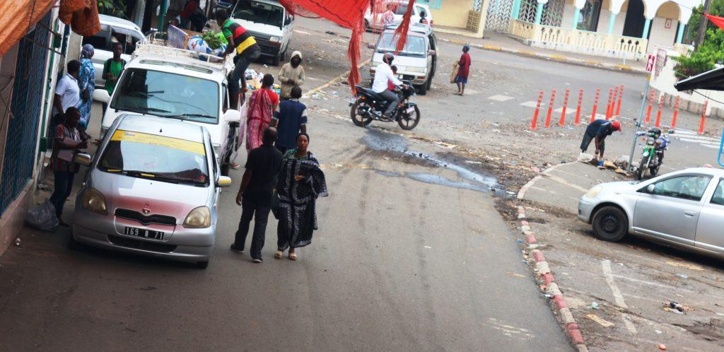 Place M'roni à Mutsamudu ce lundi 8h00