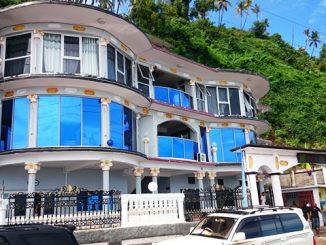 Le Florida Hôtel-Restaurant de Chiconi