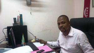 Le conseiller Rakib Ahmed