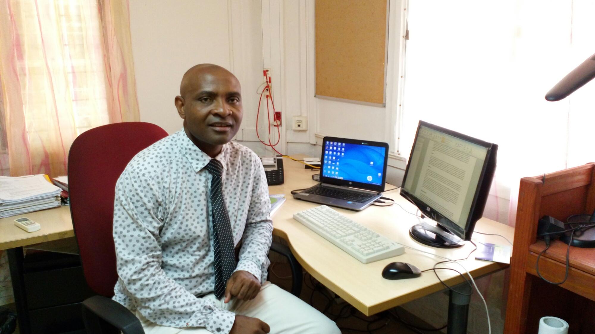 Dr Youssouf Hassani