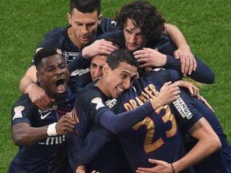 PSG remporte la coupe de la Ligue