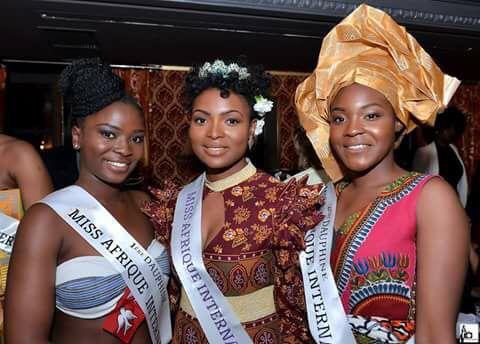 miss afrique