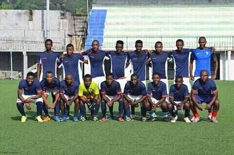 Le club Atomic de Ntsidjini au satde de Moroni