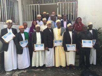 Agents de la Mamwe admis à la retraite