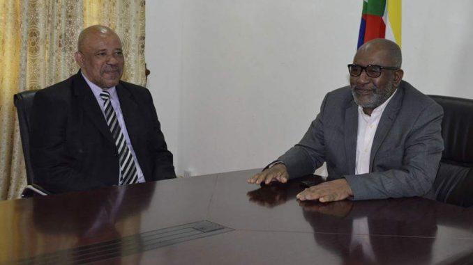 Azali Assoumani veut mettre fin à la tournante