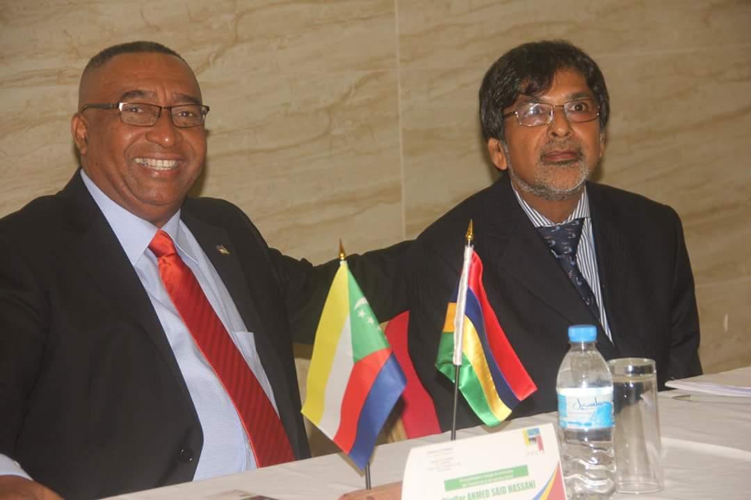 Lancement officiel des journ es d 39 affaires comores maurice for Chambre de commerce maurice