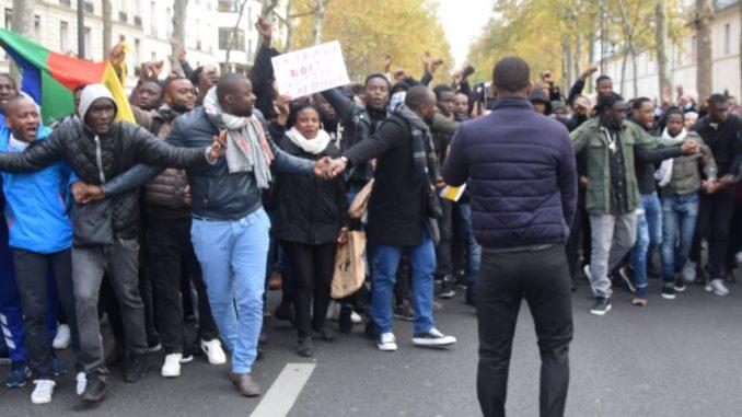 """Résultat de recherche d'images pour """"manifestation paris libye"""""""