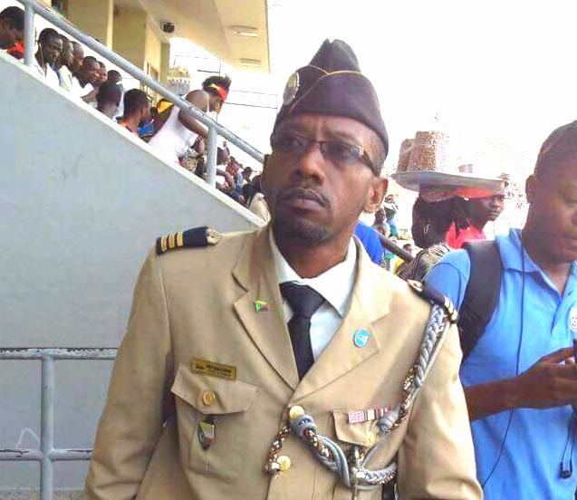 Le s9xtape d'Abdallah, chef de la brigade routière de la police nationale à Moroni