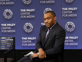 "NEW YORK, NY - DECEMBER 07: Moderator Marc Lamont Hill attends BET Presents ""An Evening With 'The Quad'"" At The Paley Center on December 7, 2016 in New York City.   Bennett Raglin/Getty Images for BET Networks/AFP"