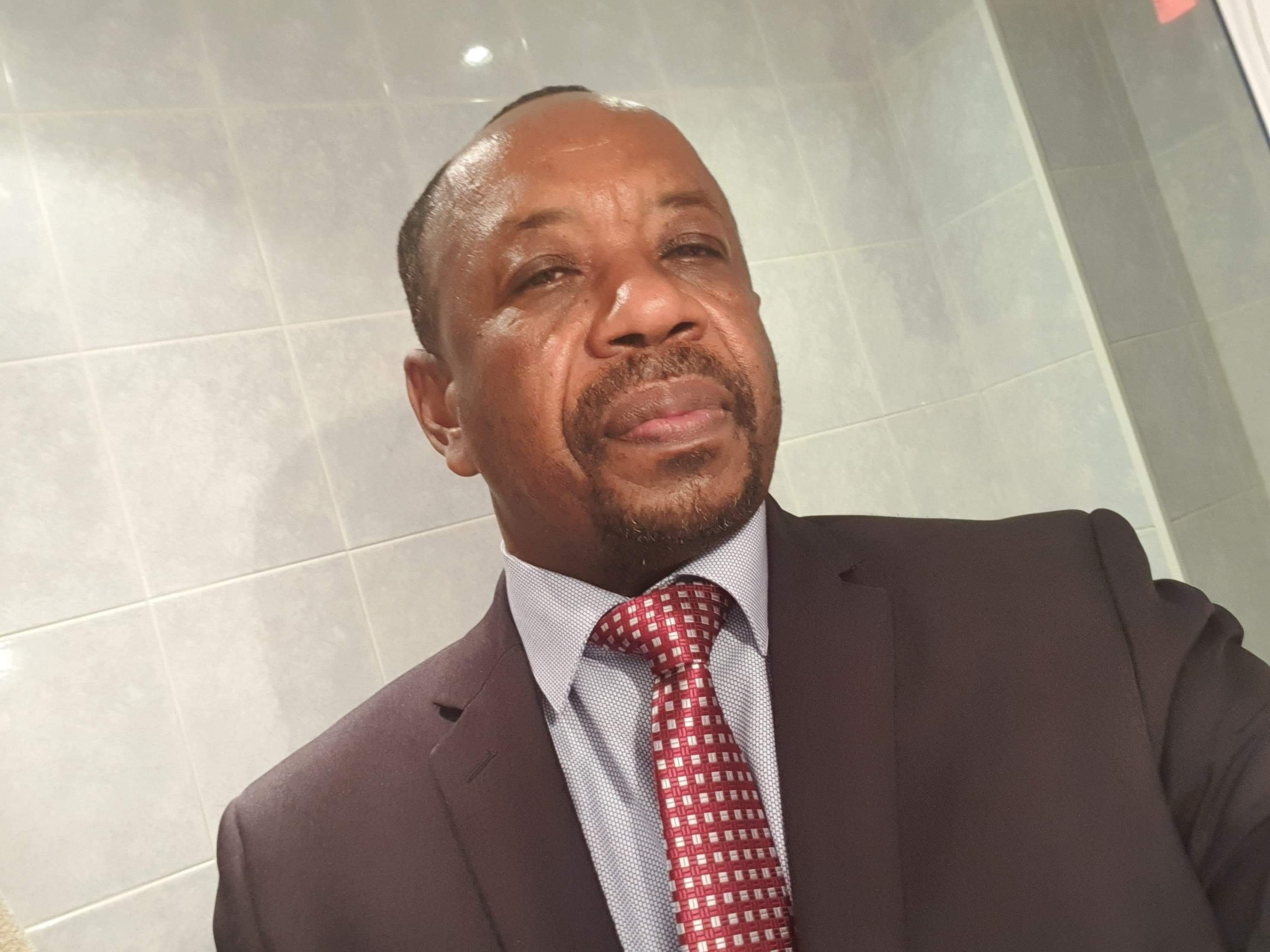 Fakihi Mradabi, vice-président du RDDC en France